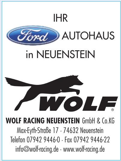 Wolf Racing Neuenstein GmbH & Co.KG