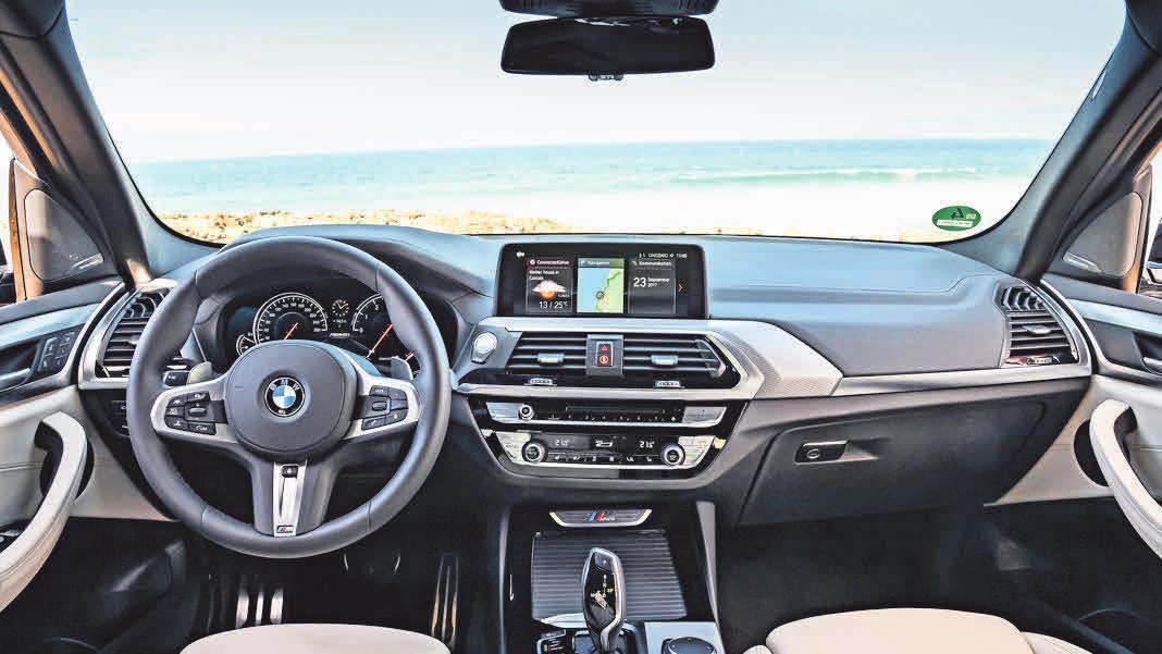 Ein optimaler Rundumblick garantiert ein gutes Fahrgefühl. Foto: BMW