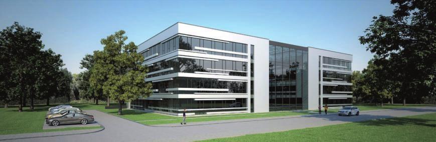 Bürogebäude Bochum