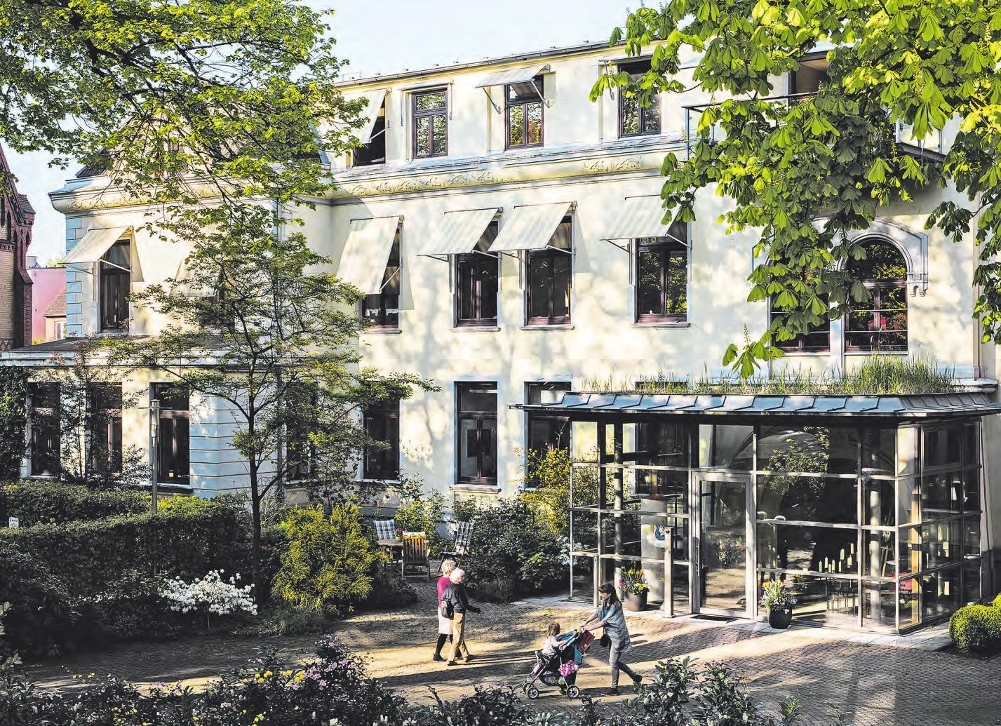 Hospiz Hamburg Altona