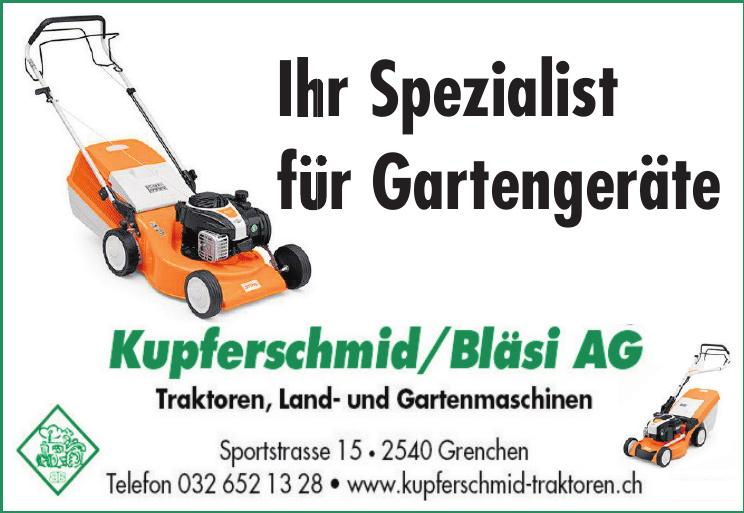 Kupferschmid/Bläsi AG