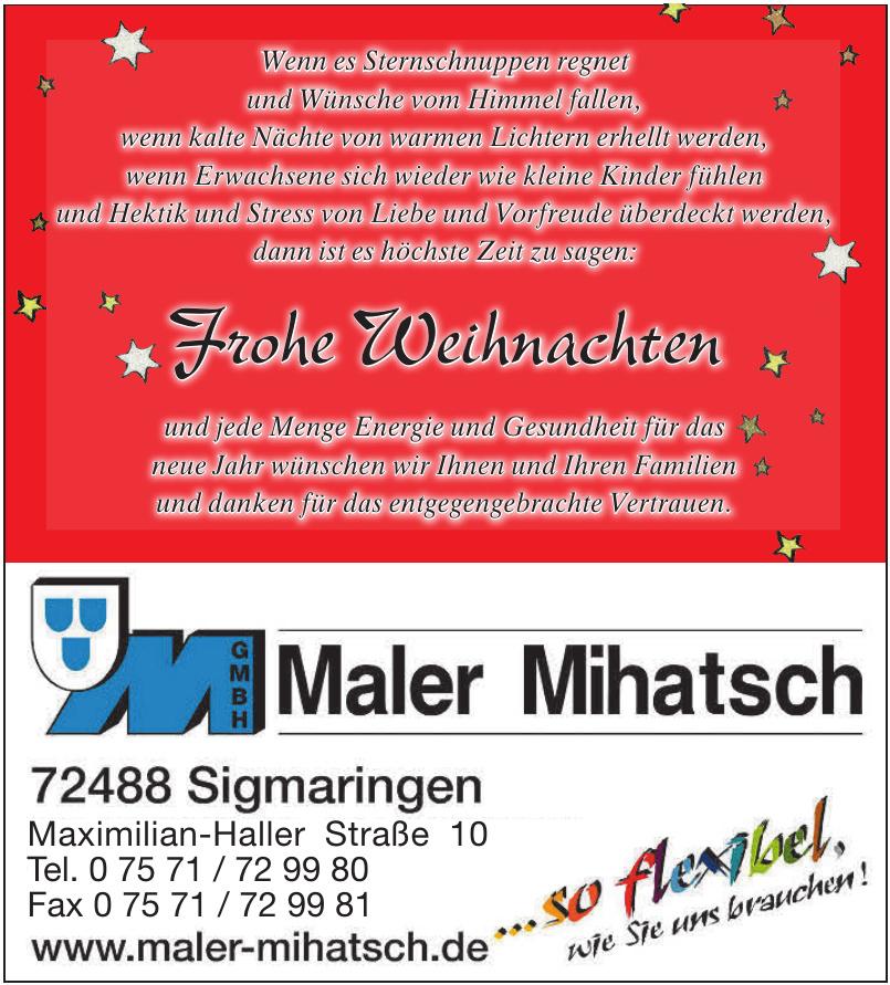 Maler Mihatsch GmbH