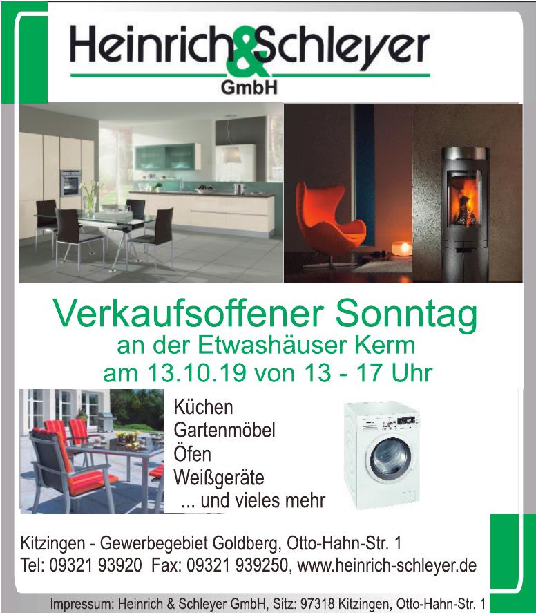 Heinrich & Schleyer GmbH