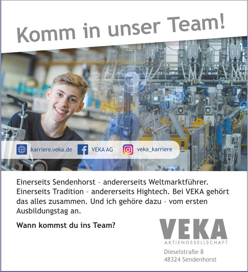 VEKA Aktiengesellschaft