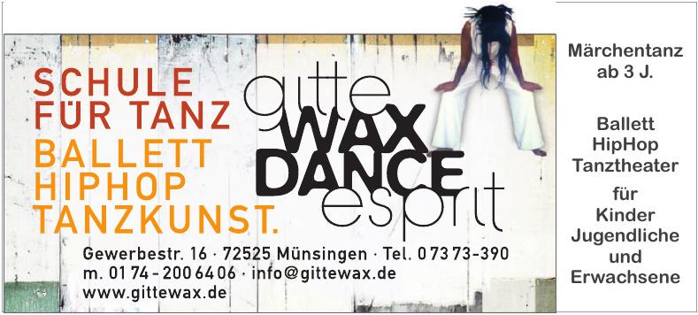 Gitte Wax Dance Esprit