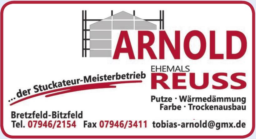 Arnold Ehemals Reuss