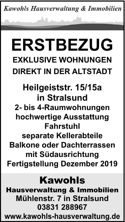 Kawohls Hausverwaltung & Immobilien