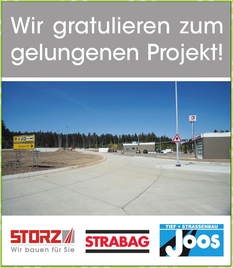 Tank- und Rastanlage Rötenbach