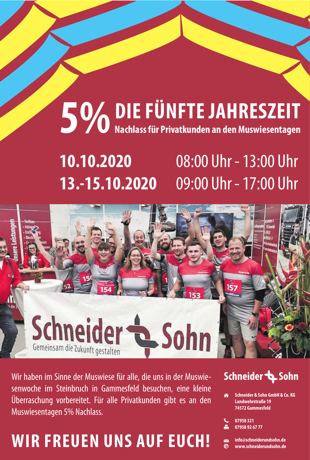 Schneider & Sohn GmbH Co. KG