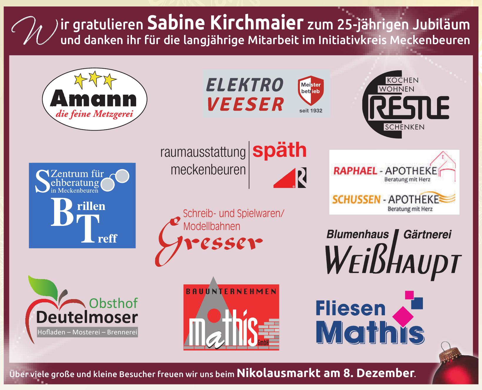 Sabine Kirchmayer