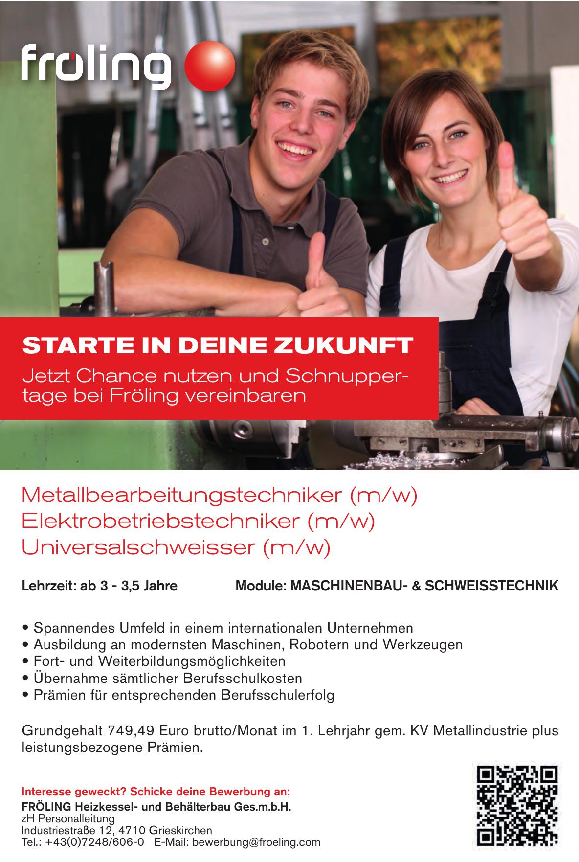 FRÖLING Heizkessel- und Behälterbau Ges.m.b.H.