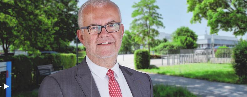 ... weil zu einer attraktiven Arbeits- und Wohnregion auch eine gute regionale Arzt- und Krankenhausstruktur gehört. Matthias Marquardt, Geschäftsführung Werma Signaltechnik GmbH & Co. KG, Rietheim-Weilheim