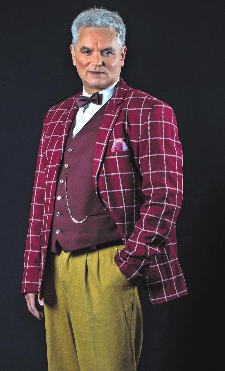 Der Meisterdetektiv Sherlock Holmes Foto: Carsten Müller