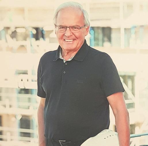 Jürgen Zeeb gründete das Architektenbüro im Jahr 1984. Foto: privat