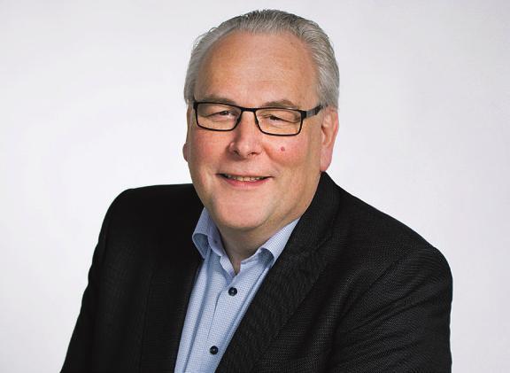 Immobilienexperte Stefan Hagemann referiert über das Thema privater Immobilienverkauf