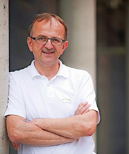 Dr. Joachim Krekel FOTO: KREKEL