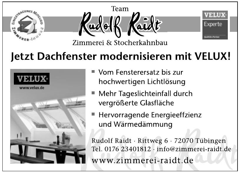 Rudolf Raidt