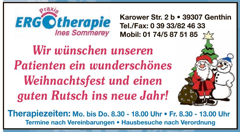 Ergotherapie Ines Sommerey