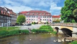 Malerisches Donaueschingen an der BrigachFOTOS (2): CARSTEN HEINKE