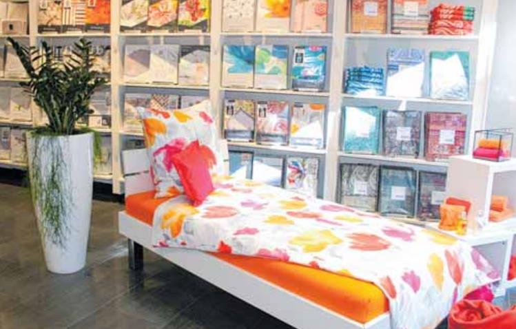 Betten Zwerger führt leichte Sommerdecken und Frottierwaren