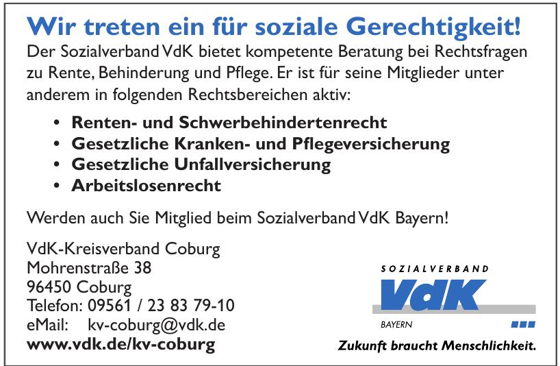 VdK-Kreisverband Coburg
