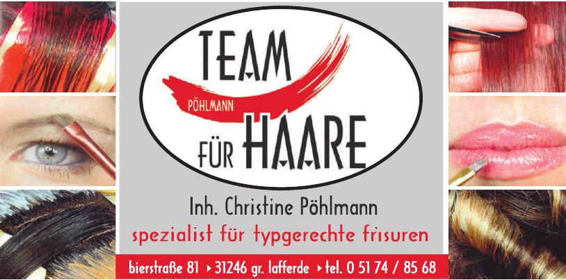 Team für Haare Pöhlmann