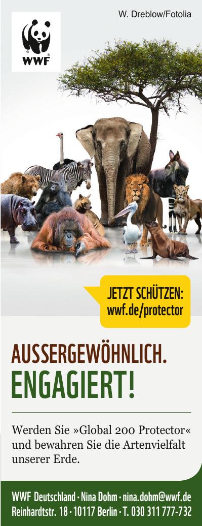 WWF Deutschland - Nina Dohm