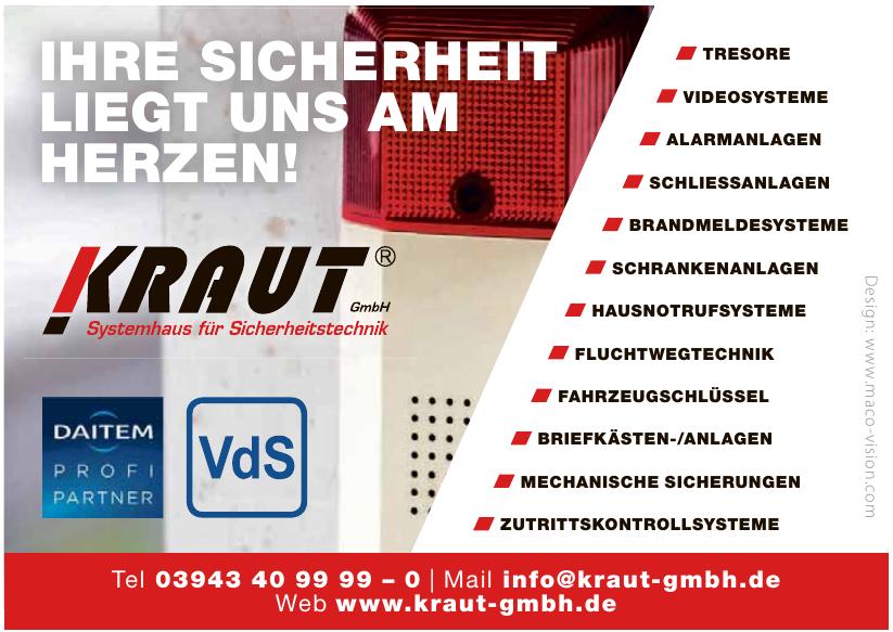 Kraut Systemhaus für Sicherheitstechnik GmbH