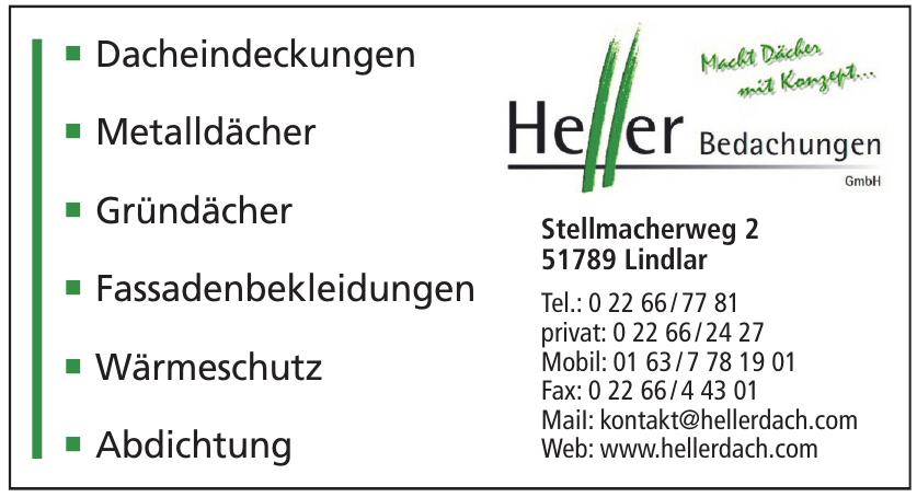 Heller Bedachungen GmbH