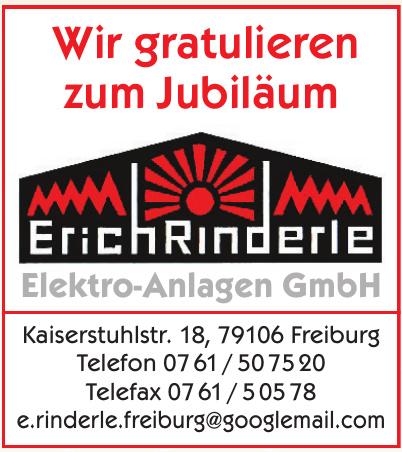 Erich Rinderle Elektro-Anlagen GmbH