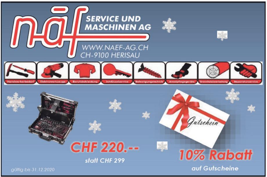 näf Service und Maschinen AG