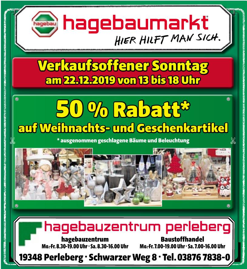 Hagebaumarkt Perleberg