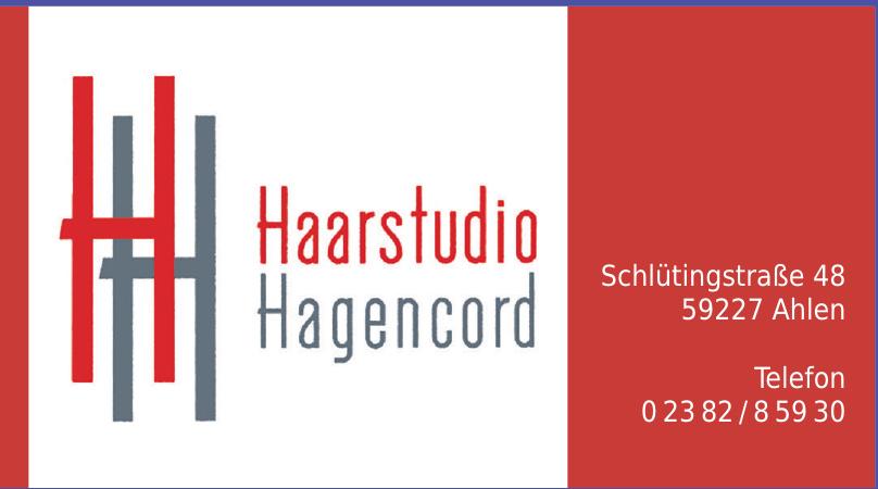 Haarstudio Hagencord
