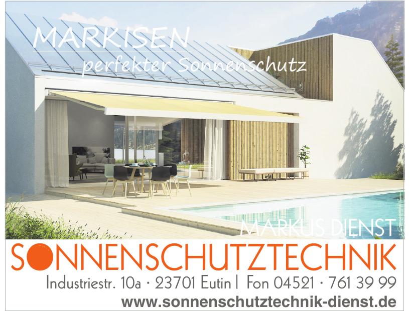 Markus Dienst Sonnenschutztechnik