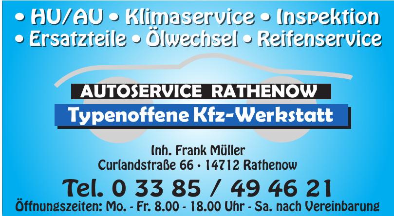 Autoservice Rathenow