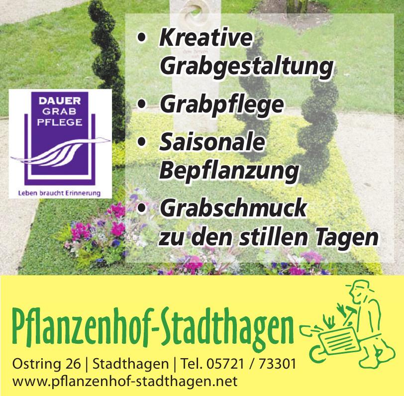 Pflanzenhof Stadthagen