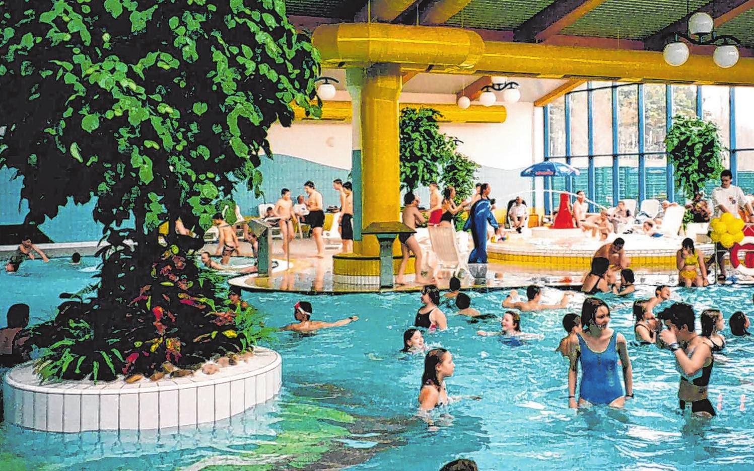 Zu den neuen Attraktionen seit 2000 gehört ein umfangreicher Freizeitbereich. Fotos (5): Privat