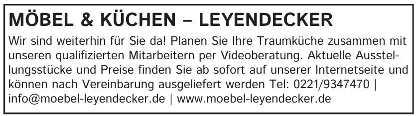 Möbel Leyendecker GmbH & Co. KG