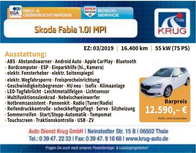 Auto Dienst Krug GmbH