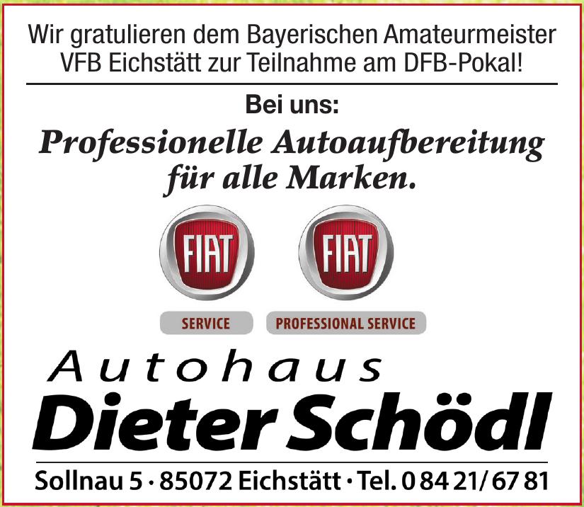 Autohaus Dieter Schödl
