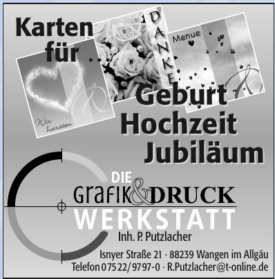 Die Grafik- & Druckwerkstatt - R. Putzlacher