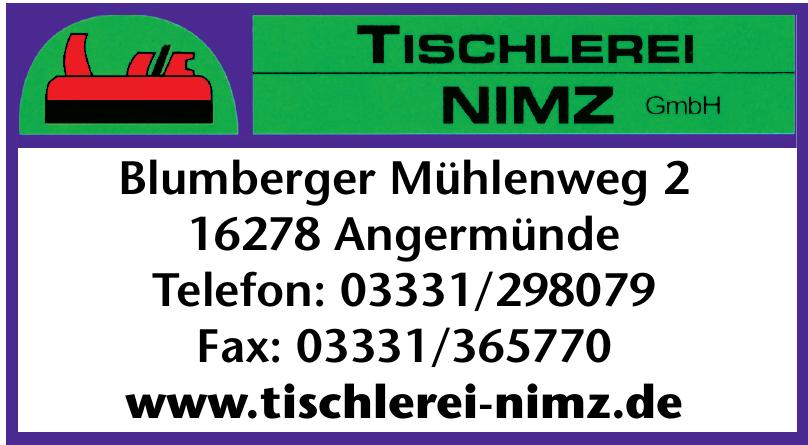 Tischlerei Nimz GmbH