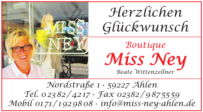 Boutique Miss Ney