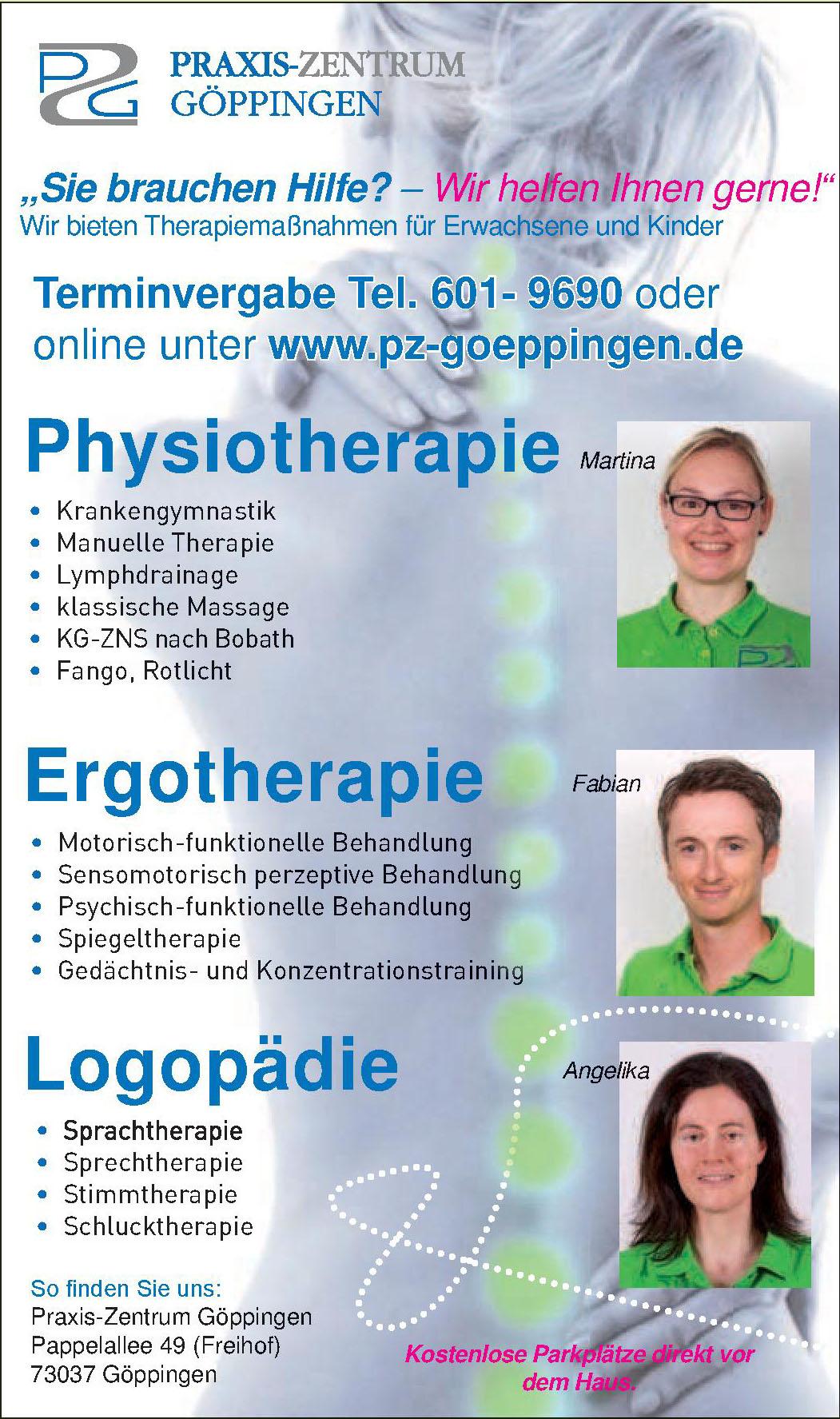 PZG - Praxis-Zentrum Göppingen