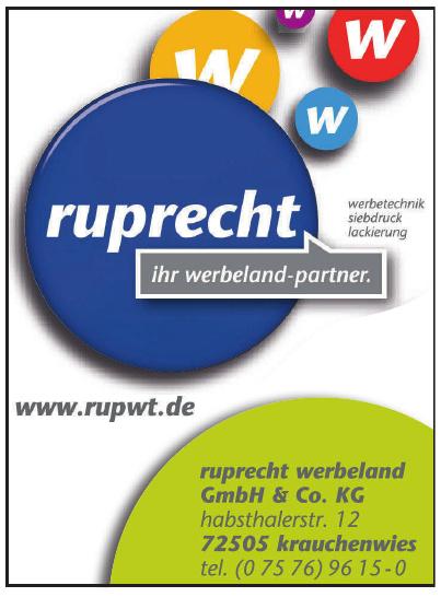 Ruprecht Werbeland GmbH & Co. KG