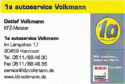 KFZ Volkmann 1a autoservice