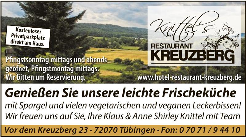 Hotel Restaurant Kreuzberg