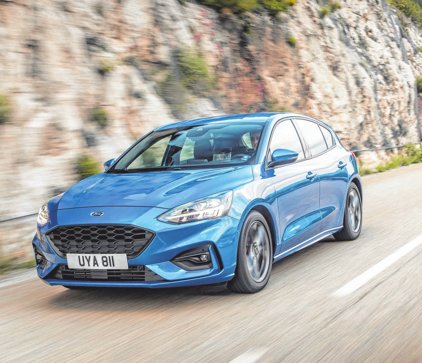Der Ford Focus ist ein Allround-Talent. FOTO: FORD