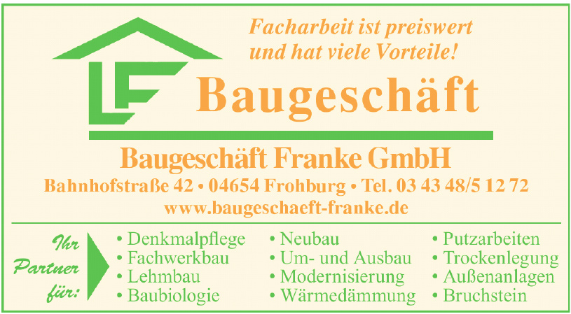 Baugeschäft Franke GmbH