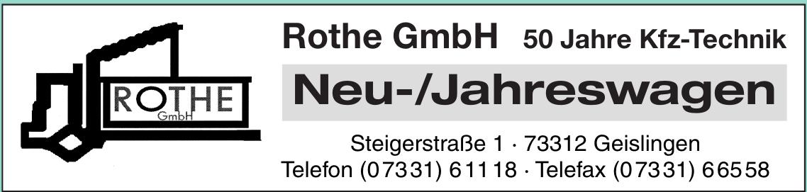 Rothe GmbH